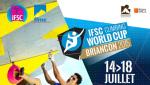 Lead Climbing World Cup 2015 - Briançon Live