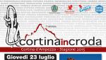 Piero e Rocco Ravà ospiti di Cortina InCroda