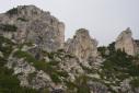 New climbing area at Bec de Roces