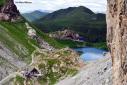 Alla scoperta del Passo Volaia nelle Alpi Carniche