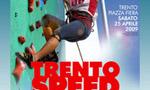 Speed Climbing Worldcup, l'arrampicata mondiale al Film Festival di Trento