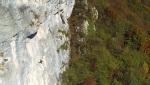 Climbing at Monte Terlago, Arco