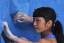 Ashima Shiraishi / climbing great