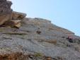 Pilastro Zec, nuova via d'arrampicata in Valle dell'Orco