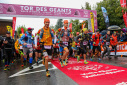 Tor des Géants 2015: Patrick Bohard and Sonia Locatelli take lead after yesterday's start