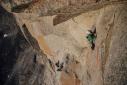 Bilibino big wall climbing in Siberia