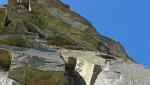 Valle dell'Orco; una via nuova ed una classica dimenticata. Di Maurizio Oviglia