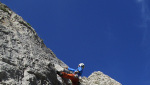 Heroes on Pizzo Campana, new rock climb in Sicily
