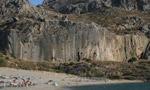 Plakias, Crete rock climbing