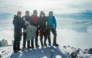 Jure's Challenge - the climb in memory of Jure Breceljnik in Slovenia