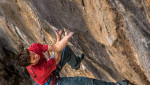 Stefano Ghisolfi frees Lapsus at Andonno, Italy's first 9b sports climb