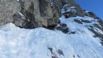La farfalla tigre, new mixed climb up Cima Bifora, Monte Nero di Presanella