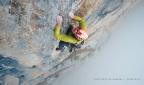 Val d'Ambiez: nuova via dedicata ad Andrea Zambaldi nelle Dolomiti di Brenta