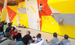 Bouldering World Cup 2009: the final battle
