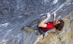Adam Ondra climbs Corona 9a+ in the Frankenjura