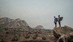 Alex Honnold e Stacy Bare in Angola