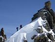 Studi CAI: le soste e la progressione in conserva corta in montagna