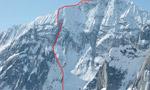 New climbs in Alaska