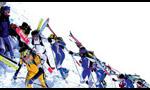Scialpinistica Adamello ai team Giacomelli - Lunger  e Martinelli - Pedranzini