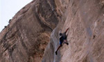 Manolo 8b+ on-sight at Kalymnos