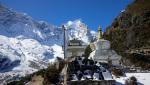 Trekking Peaks in Nepal's Khumbu Himal