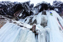Eispark Osttirol, the new ice climbing venue in Austria
