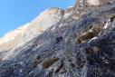 Via Casarotto alla Roda de Vael, invernale per Biserni e Tiezzi