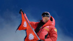 Pasang Lhamu Sherpa Akita voted People's Choice Adventurer of the Year 2016