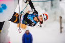 Ice Climbing World Cup 2017, live streaming from Corvara