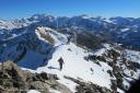 Monte Confinale in Alta Valtellina