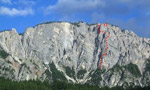 Sci Club 18, new via ferrata in the Dolomites