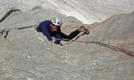 Marmolada Dolomites new climb