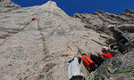 Greenland climbing expedition success for Ragni di Lecco