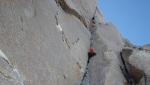 Fitz Roy, Patagonia: new climb by Michal Sabovčík and Ján Smoleň