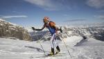 Dolomiti di Brenta Ski Alp dominated by Pietro Lanfranchi and Alba De Silvestro