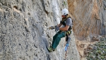 Kalymnos sports climbing rebolting project completed in Greece