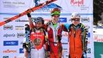 Guido Giacomelli e Margit Zulian vincono la Coppa delle Dolomiti