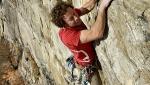 Silvan Schüpbach frees Ultimo Sogno on Parete d'Osogna, Switzerland