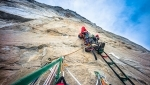 Haywire, the short film by Cheyne Lempe big wall climbing on Baffin Island