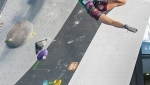 Bouldering World Cup 2016: India live