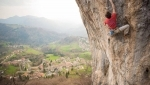 Silvio Reffo climbs Cornalba 9a+ with Goldrake