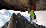 Cirque of the Unclimbables, Canada climbs for Ines Papert and Lisi Steurer