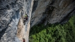 Angelo Mio, new rock climb in Val Gadena