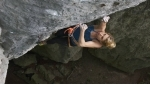 Lena Herrmann first German woman to climb 8c+