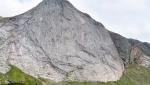Helvetestinden Wall, new rock climbs on Norway's Lofoten Islands