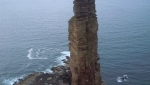 Old Man of Hoy climb by eight-year-old raises 30,000 € for Climbers Against Cancer