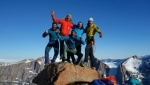 Baffin Island, new climbs and fresh information from the Italian-Belgian expedition