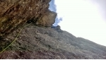 Classiche d'arrampicata n. 1: Pisciadù Spigolo Nord-Ovest. Di Ivo Ferrari