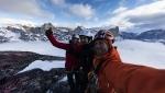 Robert Jasper and Stefan Glowacz climb Baffin Island The Turret by fair means