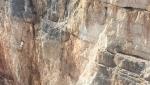 Frana sul Pelmo: il sopralluogo del Soccorso Alpino